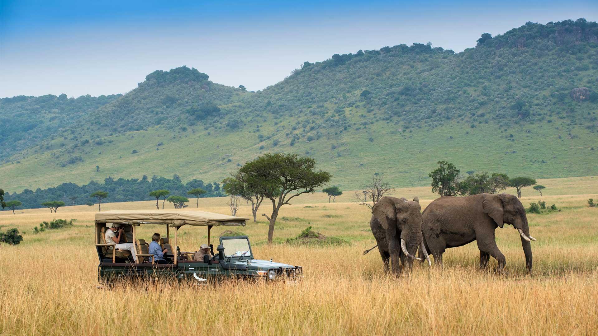 Day 4.  Masai Mara - Nairobi